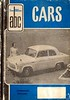 1956 Cars, Combined Volume, published late 1956, 256pp 10/6, no code. Variation 2: consists of 1956 editions of British Cars, Motor Racing, American Cars, and Continental Cars. The white panel was left blank in this variation. Dust jacket with photo of a Ford Prefect ? The cover beneath the dust jacket is green. Both of these Cars combined volumes are very rare, no more were published.