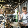 Luke Holland at Warped Tour in Phoenix, AZ