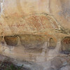 Pictograph alcoves