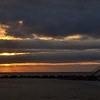 Talacre Beach Sunset