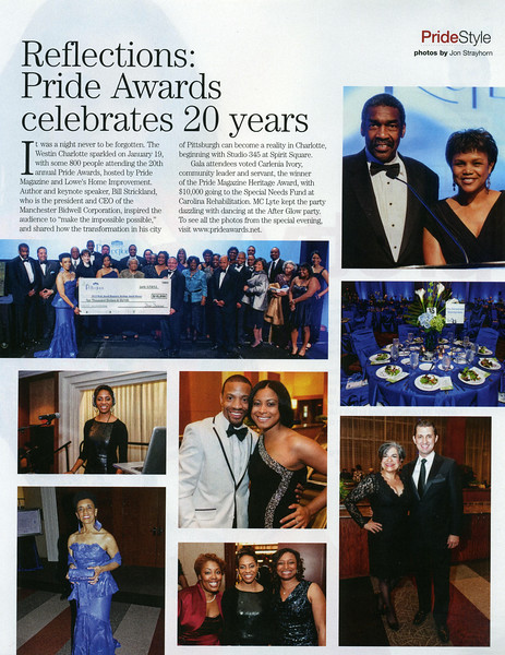 Pride Magazine - Women's Issue March April 2013
