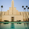 Los Angeles Temple Pool