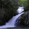 Closeup of Lower Yellow Creek Falls TN<br /> Slopes of Starr Mtn. TN <br /> Cherokee National Forest--Southern section