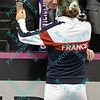 Tennis 2014-Fed Cup USA vs France