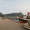 In a small fishing village near Ao Noi, Prachuap Khiri Khan