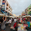 The Krabi weekend market
