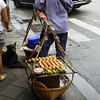 These Thai baskets carry anything from eggs, vegetables, meat and even insects