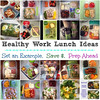 "How to pack a healthy lunch box for work {i.e. Adult Bentos}! from Keeley McGuire Blog: <a href=""http://bit.ly/14kaEW5"">http://bit.ly/14kaEW5</a>"