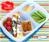 Great summer camp/school lunch box idea from MOMables  DETAILS HERE: http://bit.ly/11h5GDZ