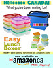 "The fastest way to pack lunches, guaranteed! The best lunch boxes for school, work, or travel.<br /> More info: <a href=""http://www.easylunchboxes.com/"">http://www.easylunchboxes.com/</a><br /> FREE SHIPPING available on Amazon<br /> BUY USA: <a href=""http://amzn.to/BuyLunch"">http://amzn.to/BuyLunch</a><br /> BUY CANADA: <a href=""http://EasyLunchboxes.ca"">http://EasyLunchboxes.ca</a>"
