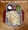 Pack lunch for work? Here's a yummy idea featured on Zoe's Lunchbox ► http://bit.ly/196wIaM