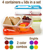 "EasyLunchboxes - The fastest way to pack lunches, guaranteed! Colorful lids. BPA-Free<br /> More info: <a href=""http://www.easylunchboxes.com/"">http://www.easylunchboxes.com/</a><br /> FREE SHIPPING available on Amazon.com<br /> BUY USA:  <a href=""http://amzn.to/BuyLunch"">http://amzn.to/BuyLunch</a><br /> BUY CANADA:  <a href=""http://EasyLunchboxes.ca"">http://EasyLunchboxes.ca</a>"