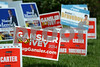 Election Signs Primary01MF