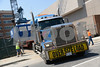 6-16-14 BALTIMORE, MD- A cyclotron for the new state-of-the-art proton machine is seen here being lifted into the Proton Center at University of Maryland School at 850 W. Baltimore Street. <br />  The sheer size and volume of the cyclotron is impressive, weighing 55 tons, with approximate dimensions of 100 × 100.5 × 39 ft. The magnets in the machine, used to accelerate the movement of the protons, are made of low carbon steel and weigh more than 25 tons alone. The cyclotron is a special machine used in proton beam therapy, a form of radiation treatment. The machine accelerates and generates protons to speeds that are up to and beyond 60 percent the speed of light with more than 250 million electron volts.  (The Daily Record/Maximilian Franz)