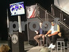 Under Armour CEO interviews Baltimore Ravens defensive tackle Haloti Ngata during Under Armour's annual investor meeting, at the company's headquarters in Locust Point. (TheDaily Record/Lizzy McLellan)