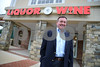 5.29.14- GAITHERSBURG, MD- George F. Griffin, Director of the Montgomery County Department of Liqour Control, shown here at their county owned  store #20, in the Potomac Valley Shopping Center.  (The Daily Record/Maximilian Franz)