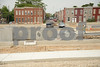 5.21.14- BALTIMORE, MD-Photo of the West Baltimore area around and including the West side Marc Station. (The Daily Record/Maximilian Franz)
