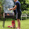 Massimo - the master griller!