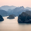 Islands in the Dusk, Ha Long Bay