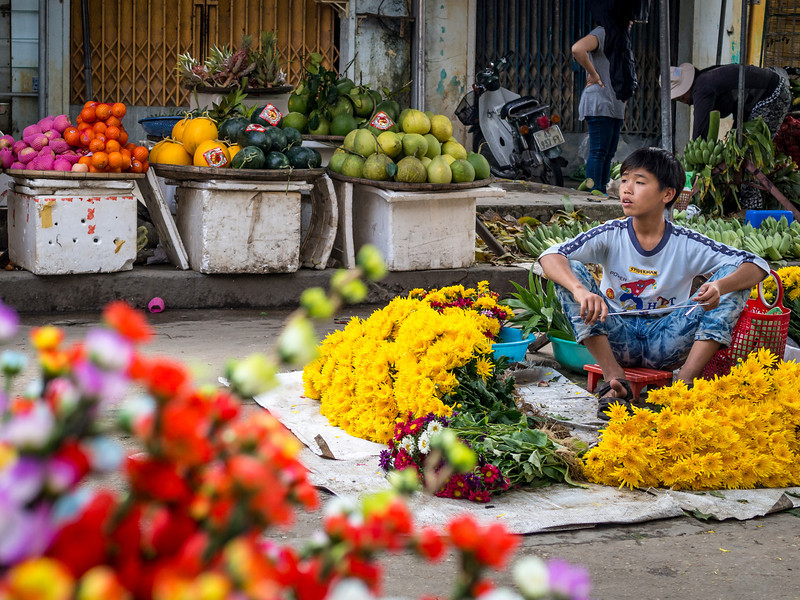 Flower Boy, Hoi An