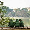 Three Soldiers, Hanoi