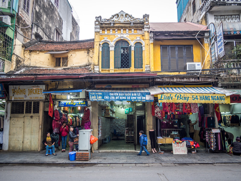 Old Architecture, Hanoi