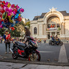 Balloons at the Opera, Saigon, Vietnam