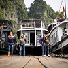 Boys and the Boats, Ha Long Bay