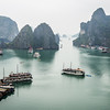 Boats, Ha Long Bay