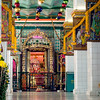 Inside the Hindu Temple, Saigon