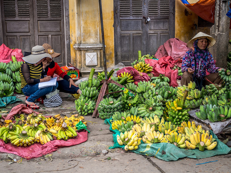 Banana Ladies, Hoi An
