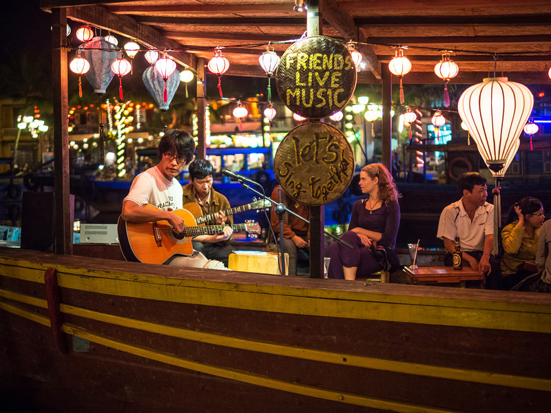 Friends Live Music, Hoi An