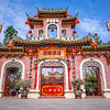 Temple Gate, Hoi An, Vietnam