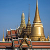 Three Spires, Grand Palace Complex, Bangkok