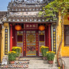 Colorful Chinese House, Hoi An