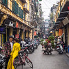 I Wore the Yellow Dress Anyway, Hanoi