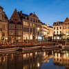 Quiet Night, Ghent