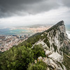 The Cliff and the Pinnacle, Gibraltar
