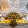Heavenly Organ, Granada Cathedral, Spain
