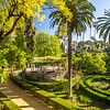 Gardens of the Alcazar, Seville, Spain