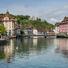The End of the Lake, Lucerne