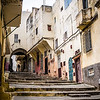 Houses Along the Stairs, Tangiers