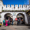 Entering the Old Medina, Tangiers