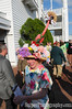 Various pictures from Churchill Downs on Kentucky Derby Day 2008