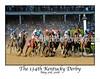 The 134th Kentucky Derby at Churchill Downs, Louisville Kentucky