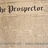 antique daily newspaper  -  from january, 13, 1900 - adobe RGB