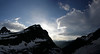 West of Logan Pass -Evening Sky_Panorama00 x6
