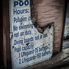 Poo Hours ~ Abandoned Grossingers Resort