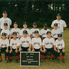 2001 9-10 Baseball - BP Mills Red Sox