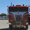 Peterbilt coe long wheelbase front